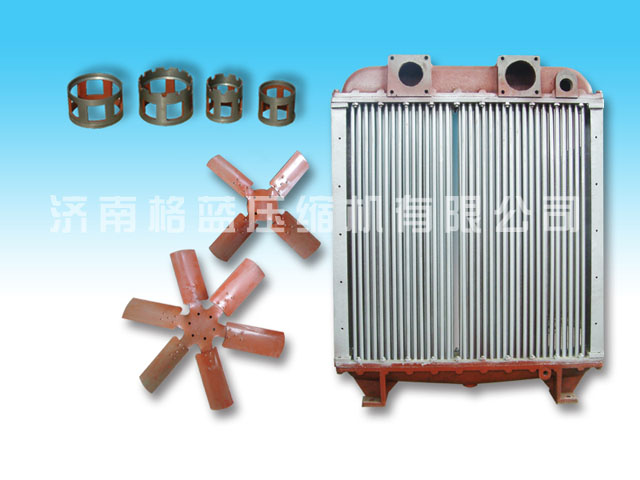 Piston compressor accessories